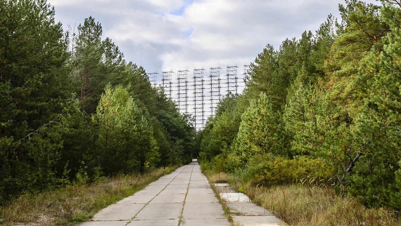 The radar became known as the Russian Woodpecker as it emitting an incessant tapping signal that could be picked up by radios worldwide.