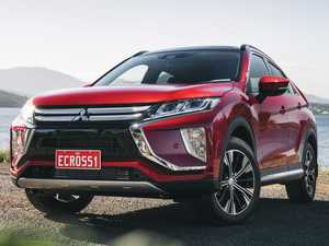 Driven: Mitsubishi Eclipse Cross SUV