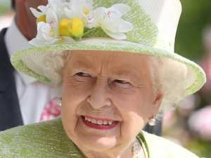 Queen steals the show at Ascot