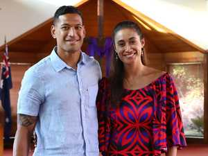 More than $1.5m raised for Israel Folau