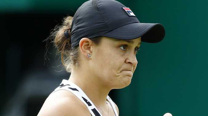 Barty's historic 'whirlwind' domination