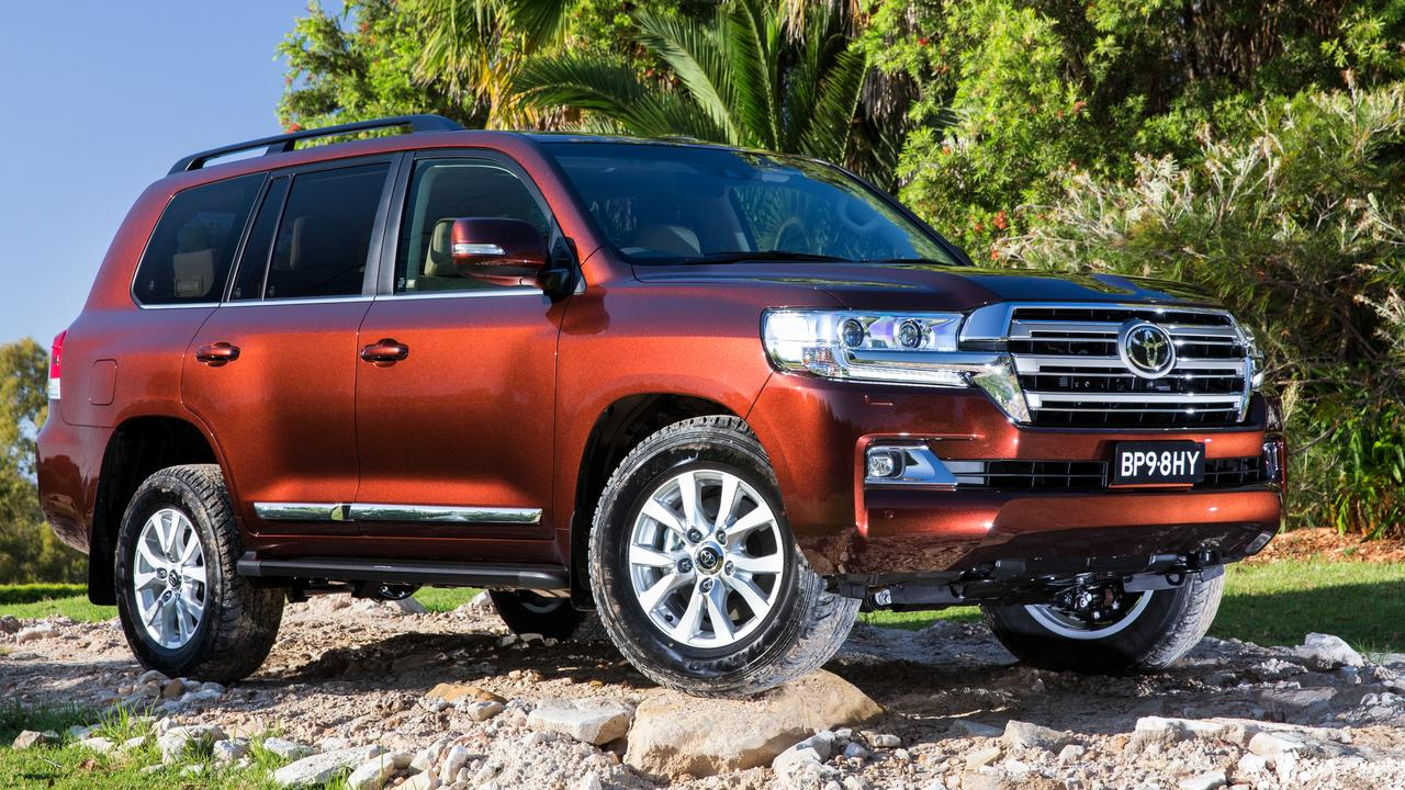 A new generation LandCruiser is still a number of years away.