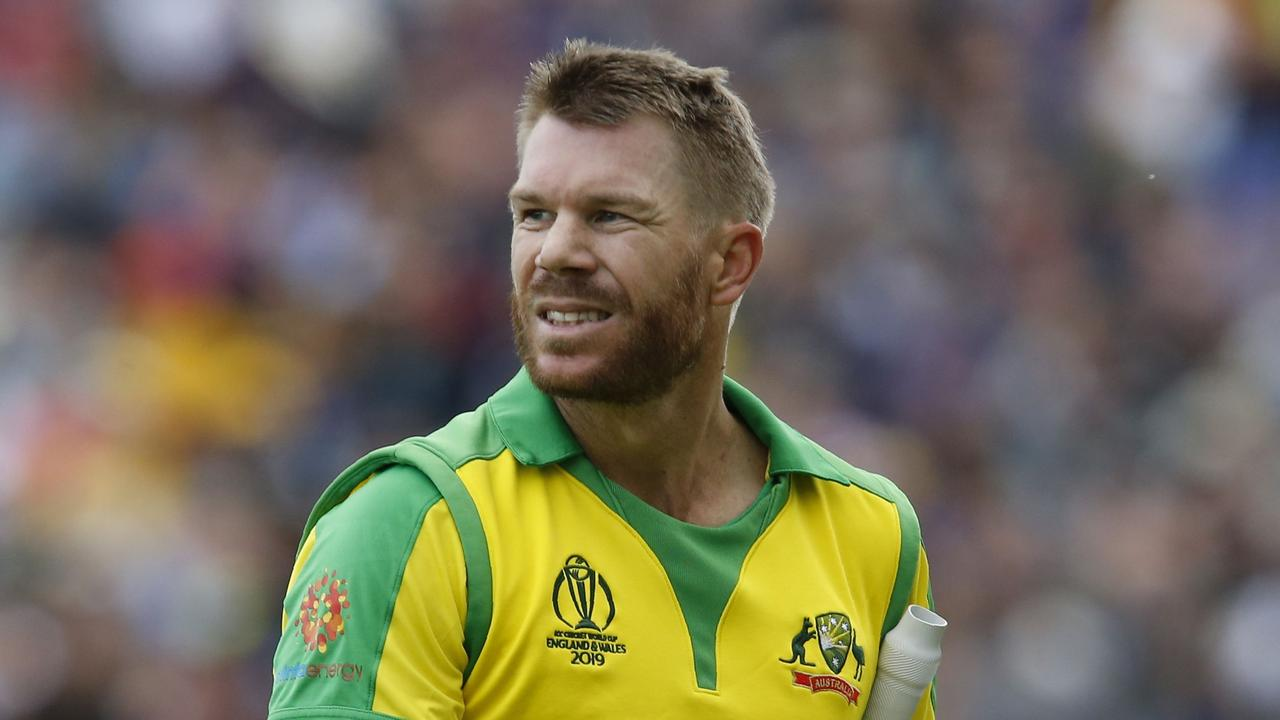 David Warner has been criticised for slow-pace batting.