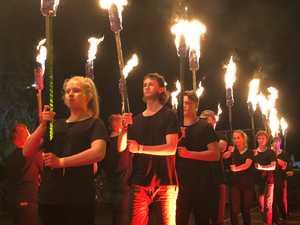 2019 Lismore Lantern Parade.