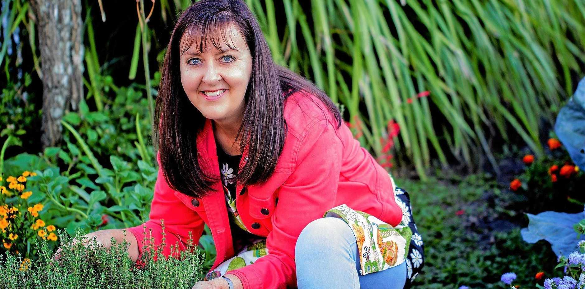 GARDEN EXPO: Micro Gardener Anne Gibson will be conducting two hands-on workshops during this year's Queensland Garden Expo.
