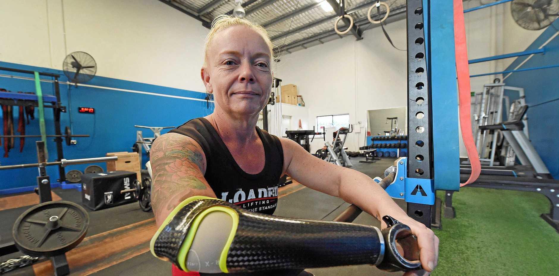 Singular focus lifts Hervey Bay mum to new world records