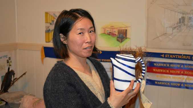 Ceramics a Seoul-ful feeling