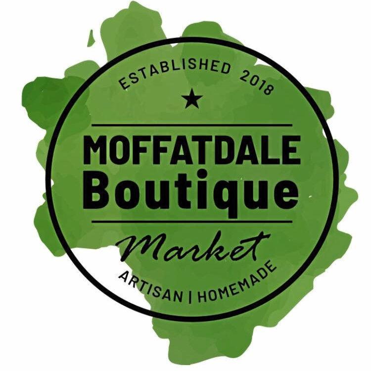 DESIGN: Moffatdale Boutique Markets Logo