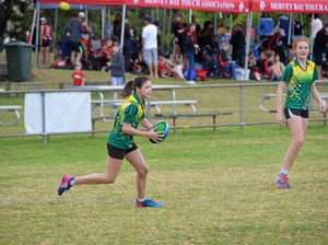 Wide Bay Touch Football Carnival