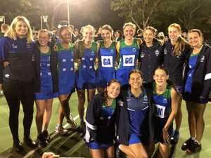 Special win for TCC's netball captain
