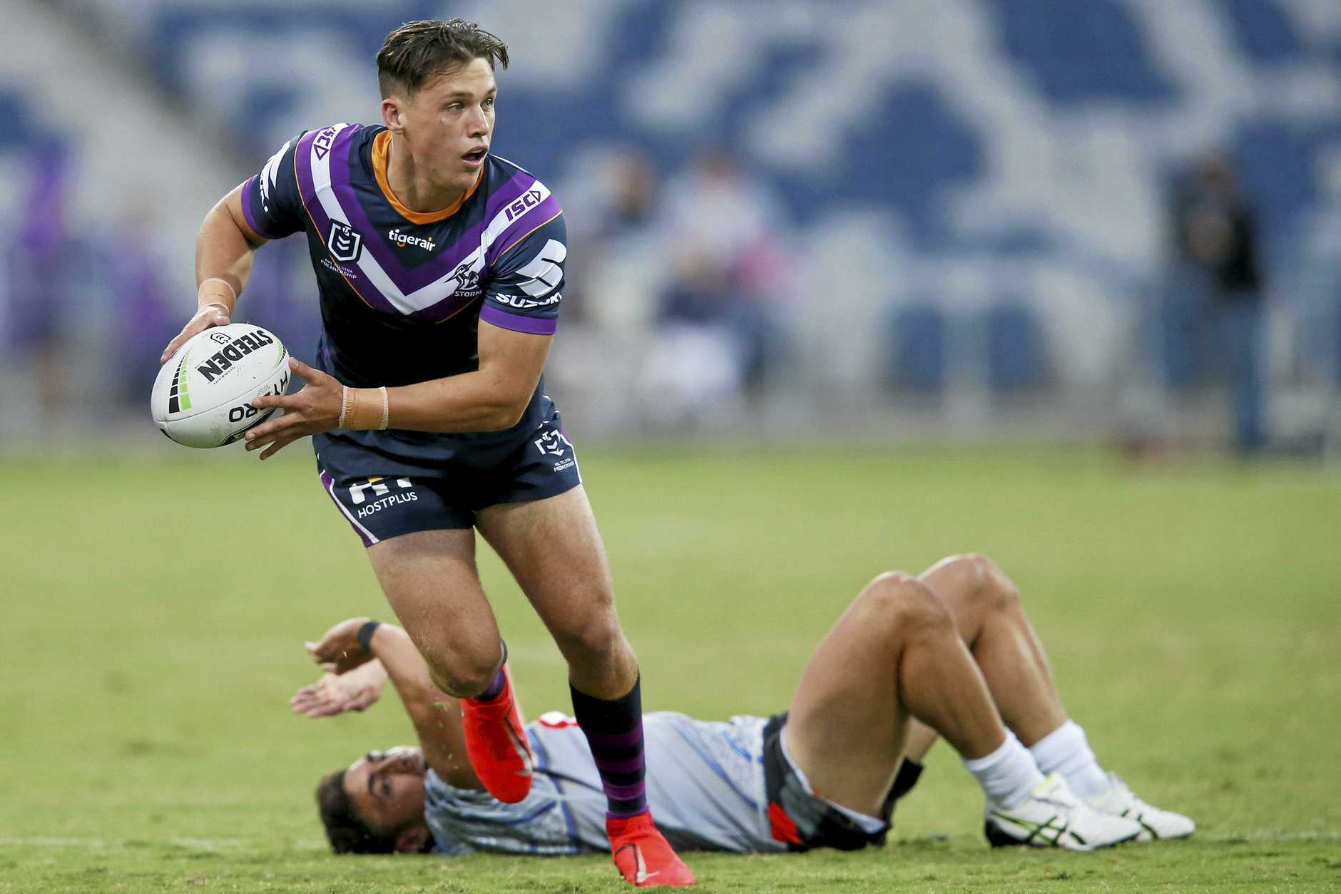 Scott Drinkwater will debut for the Cowboys.