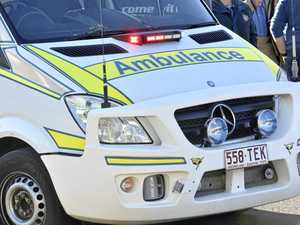 Three hospitalised after night of crashes in Lockyer Valley