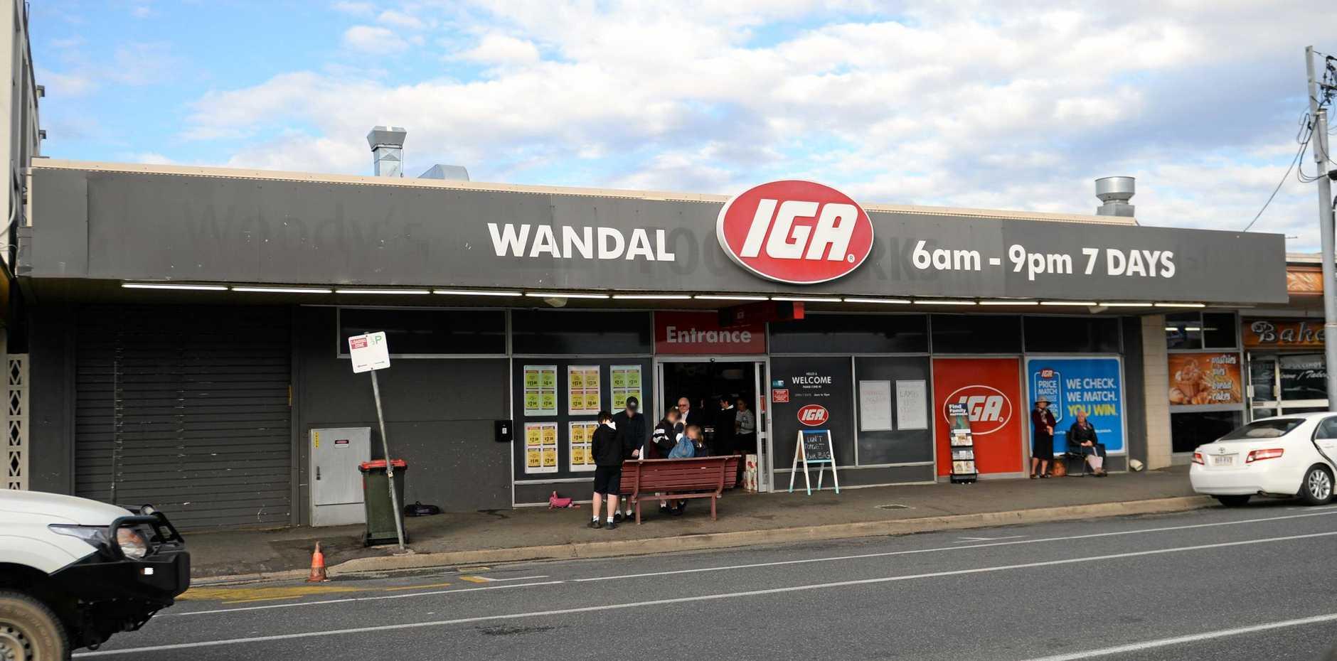 Wandal Rd IGA.