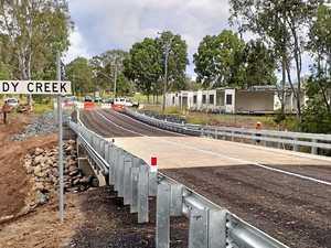 New $1.3 million bridge improves road safety