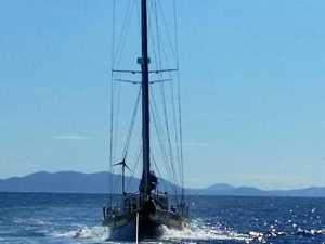 Skipper aborts trip before engine failure near Yeppoon