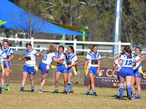 ACTION SHOTS: Collegians on top after close leaguetag game