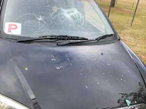 Coast cars damaged in 'random' weekend vandalism