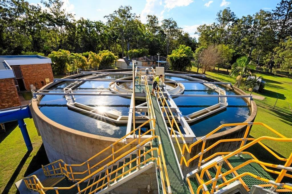 FUNDING BOOST: The Teddington Water Treatment Plant will receive $2.4 million for a new treated water pumping station, part of a $25.7 million spend on water and wastewater in the council budget.