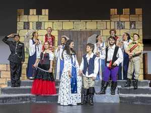 Kingaroy students set to shine on stage