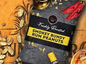 Business serves up range of alcohol-infused Kingaroy peanuts