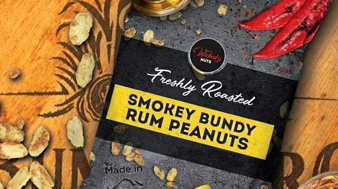 Business serves up range of alcohol-infused Kingaroy peanuts