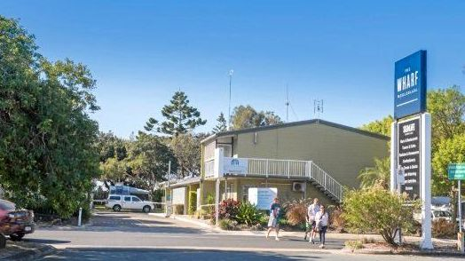 Mooloolaba Caravan Park in Parkyn Parade was due to close for a $3.5 million upgrade to be completed in five months before the Christmas holidays.