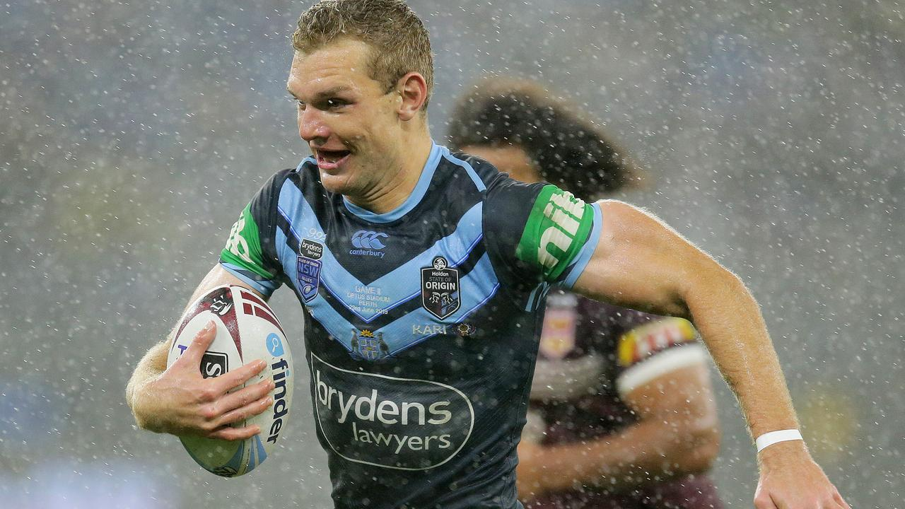 NSW State of Origin star Tom Trbojevic has talent to burn.