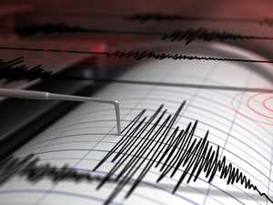Monster earthquake rattles Darwin