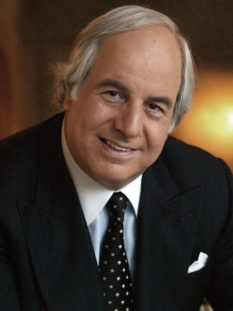 Former conman Frank Abagnale now works as a security consultant.