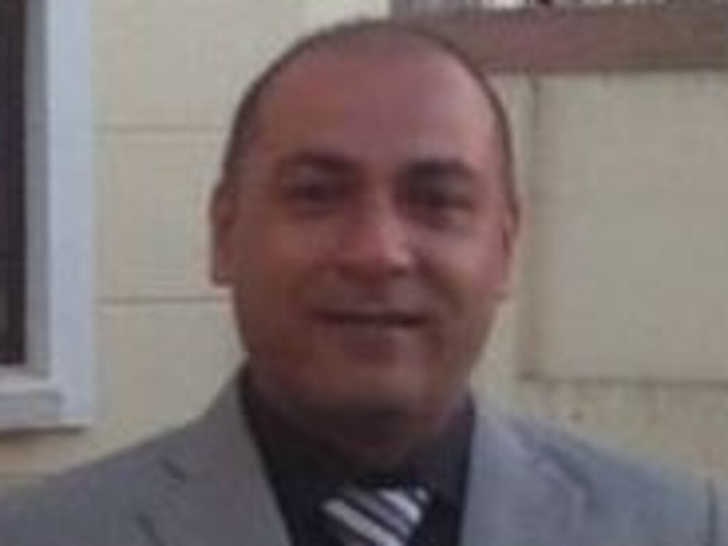Zahid Raza was shot dead in Madagascar. Picture: Supplied