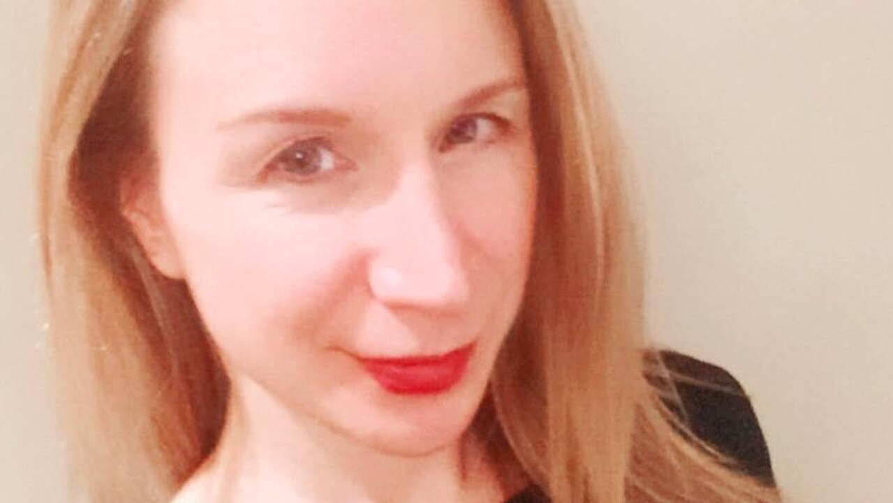 A MUM who was found dead in a suitcase chillingly told her pal before her death
