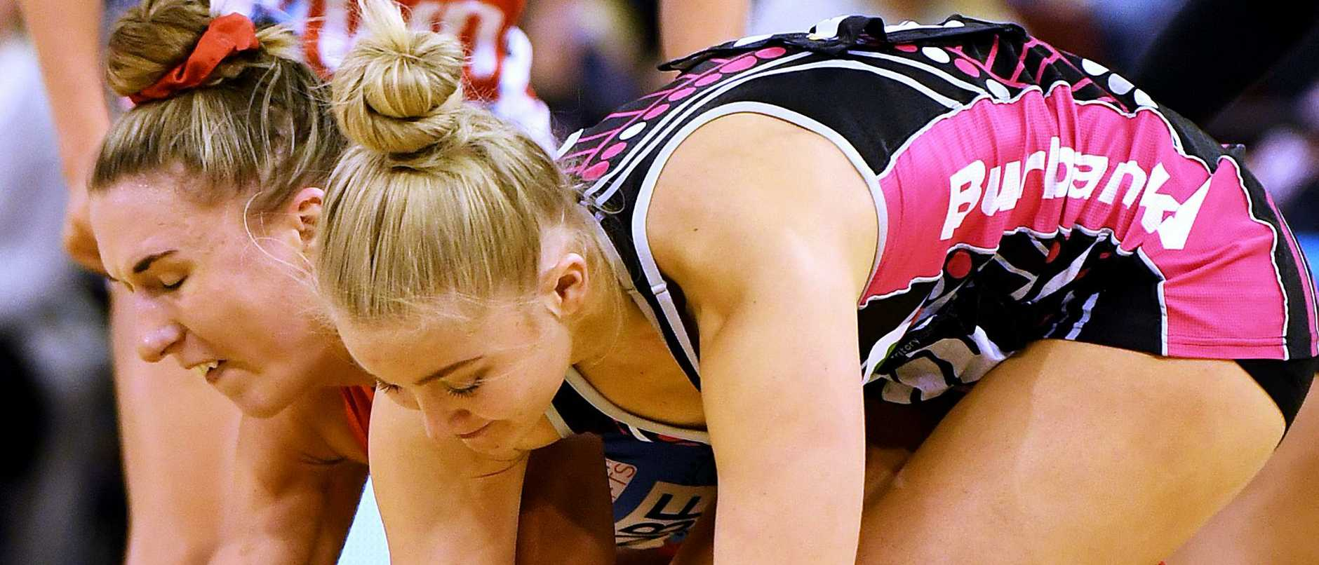 Super Netball Rd 9 - Thunderbirds v Swifts