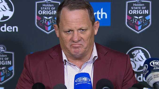 'F***ing p***ed me off': Coach loses it