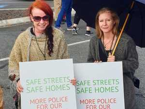 March for more cops hits streets in SEQ city