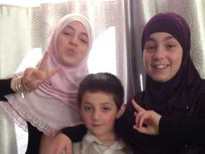 Terrorists' Aussie kids 'on way home'