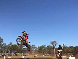 South Burnett Junior Motorcycle Club Day