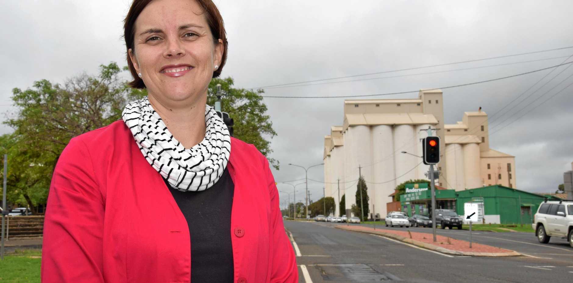 BIEDO CEO Kristy Frahm.
