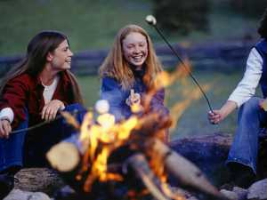 Lighting a campfire in a State forest will cost you $2200
