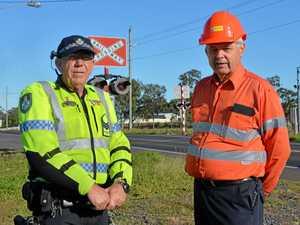 Road safety warning as crush season kicks into gear