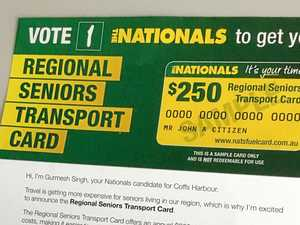 When Tweed pensioners will receive their $250 travel card