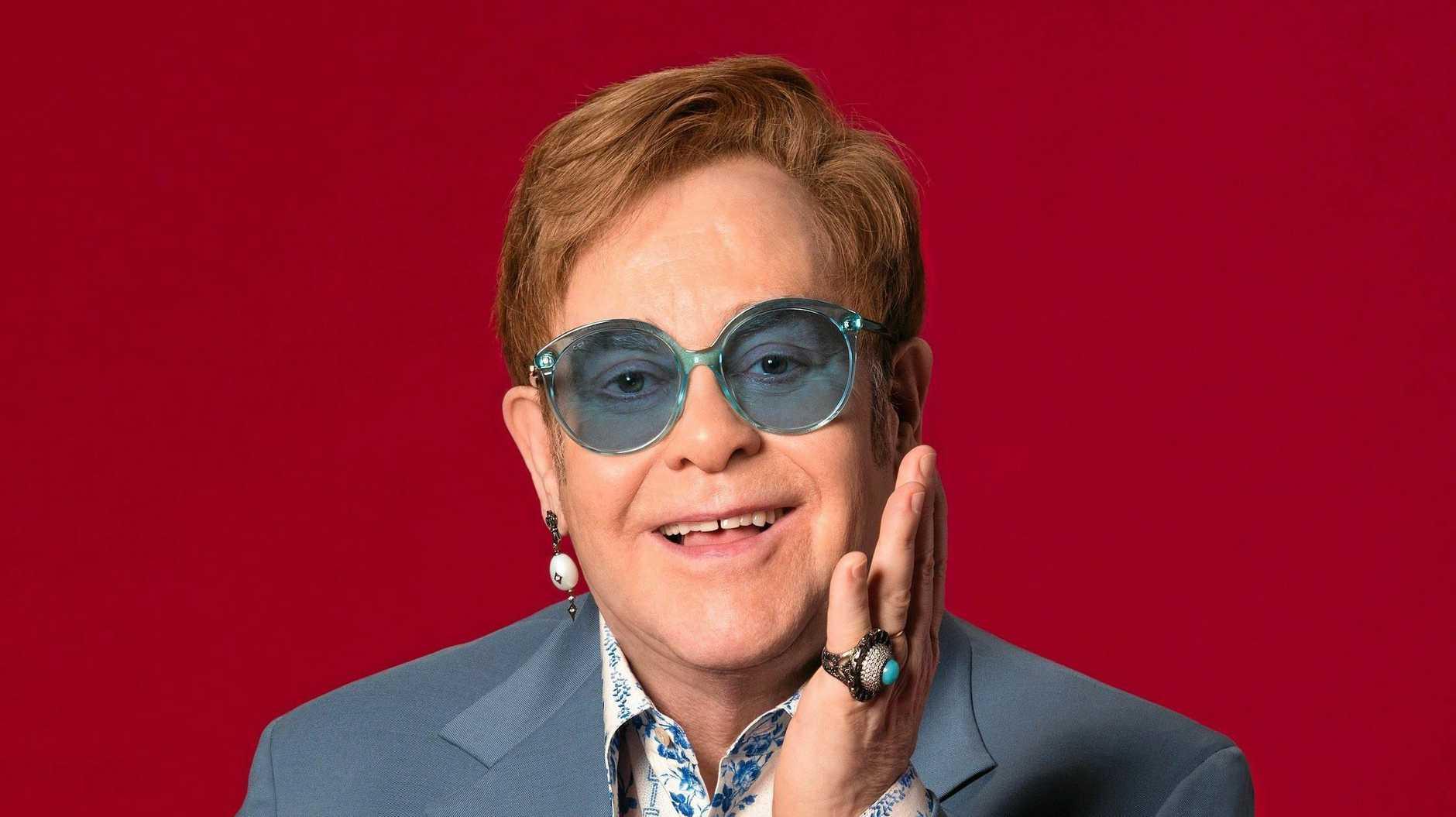 ELTON FEVER: Tickets for Sir Elton John's back-to-back Sunshine Coast shows went on sale on Tuesday.