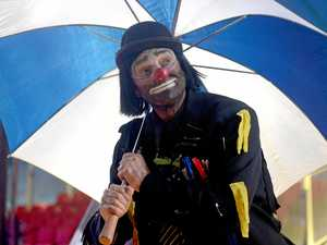PODCAST: AT 81, Robert is one of the world's oldest clowns