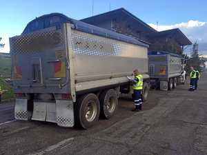 Weights and loads check in Cootamundra-Gundagi region