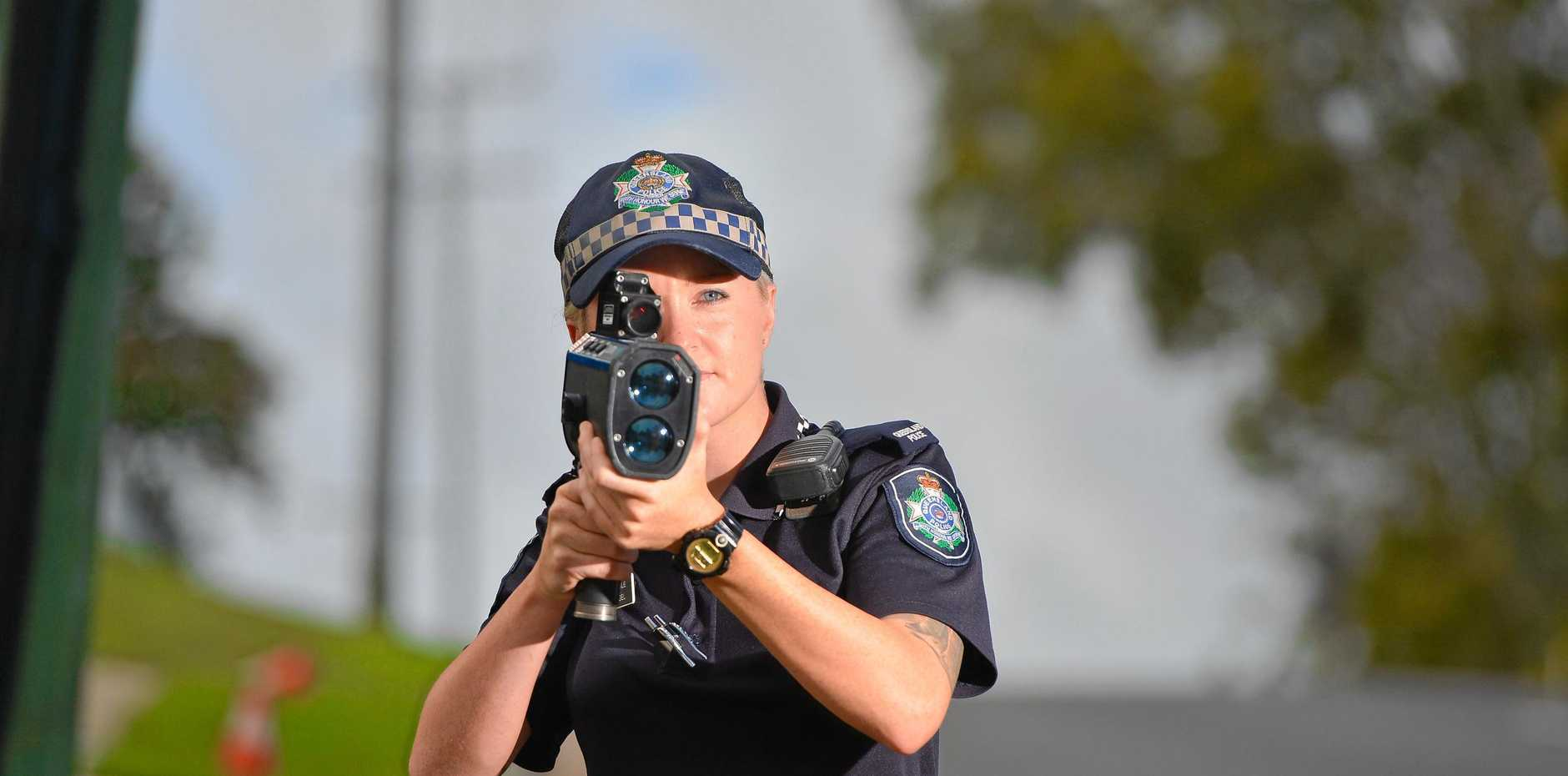 SPEED: A driver detected speeding twice in Cootharaba Rd has told a court his car was too slow to have covered the distance between two alleged speeding offence sites in Gympie.