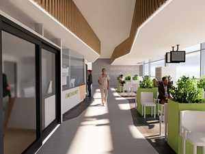 FIRST LOOK: Hospital's $86 million redevelopment on track