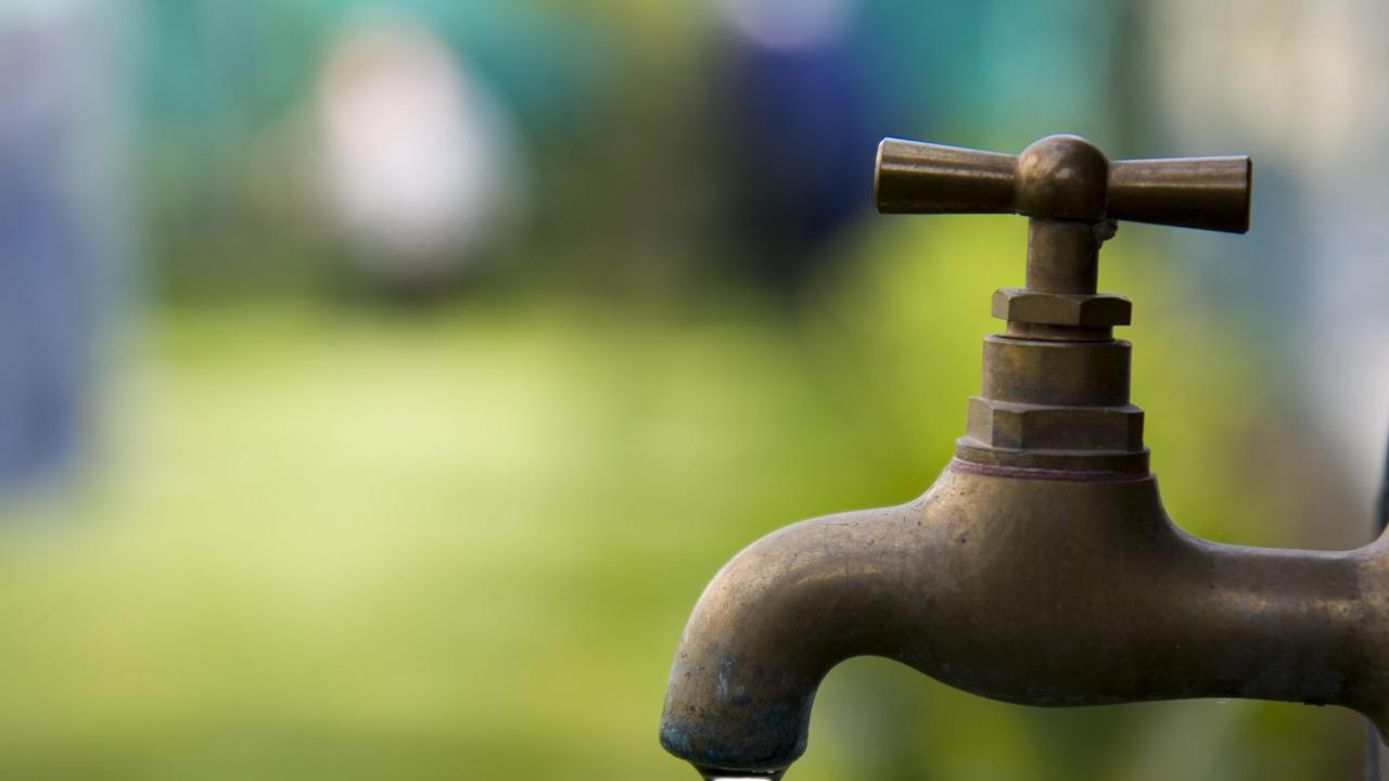 The council is over budget for water sales due to increased demand.
