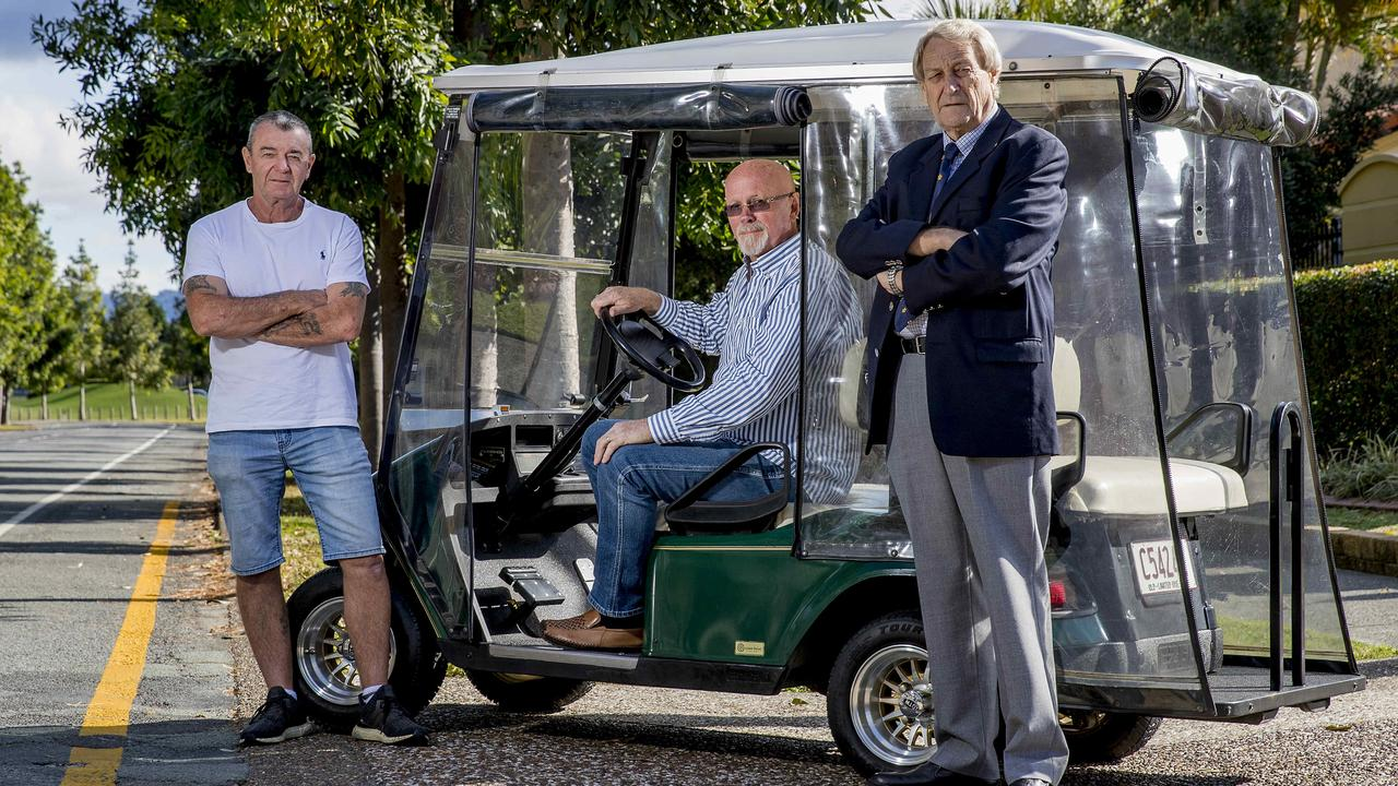 Golf Buggy stouch
