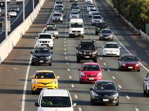 Heavy congestion on M1 after multi-vehicle car smash