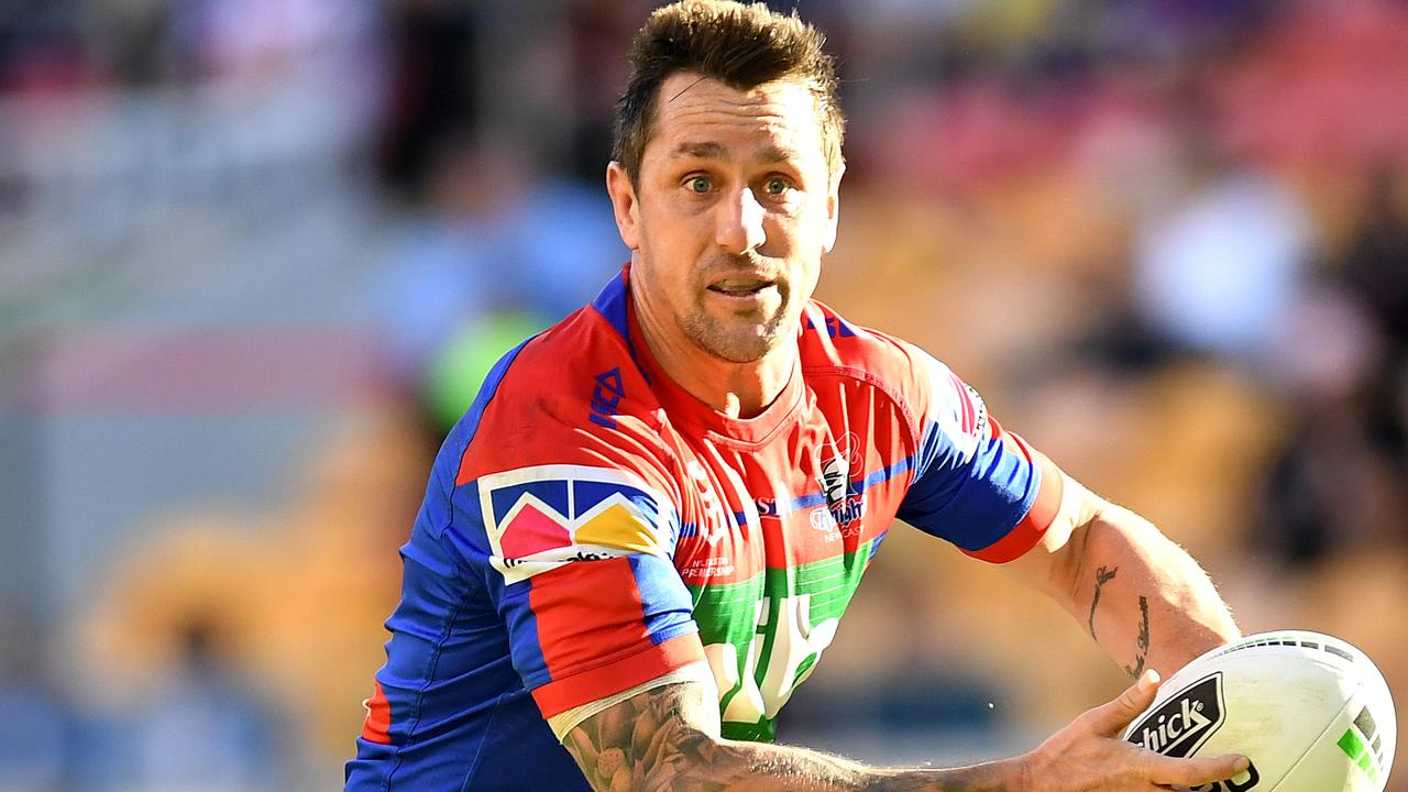 Pearce says he didn't want to be a burden on the team. Image: Bradley Kanaris/Getty Images