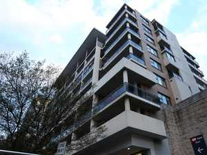 Troubled tower block is 'moving downward'